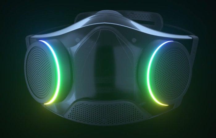 Razer Zephyr facemask