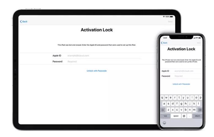 Remove iPad Activation Lock