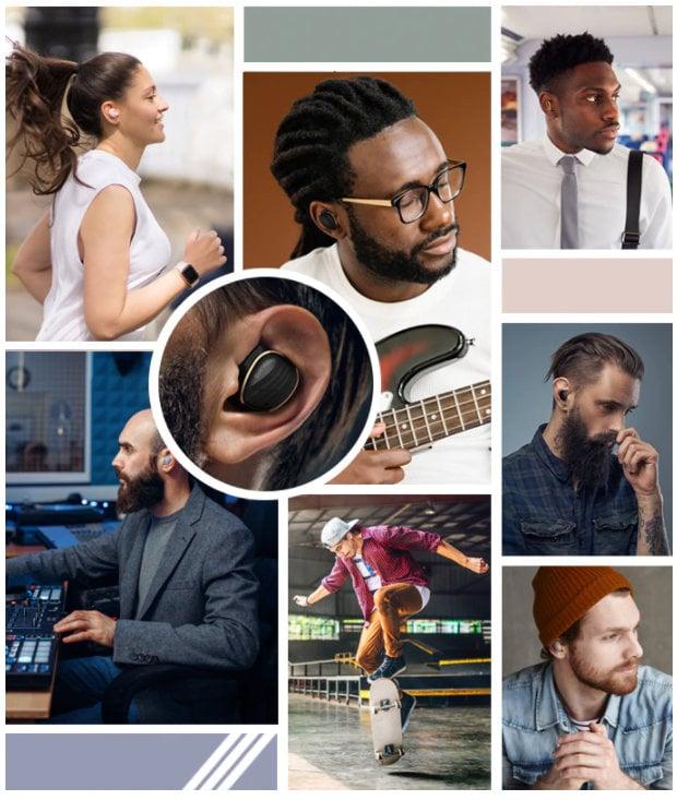 Sonobo wireless earbuds