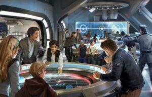 Disney Star Wars Galactic Starcruiser