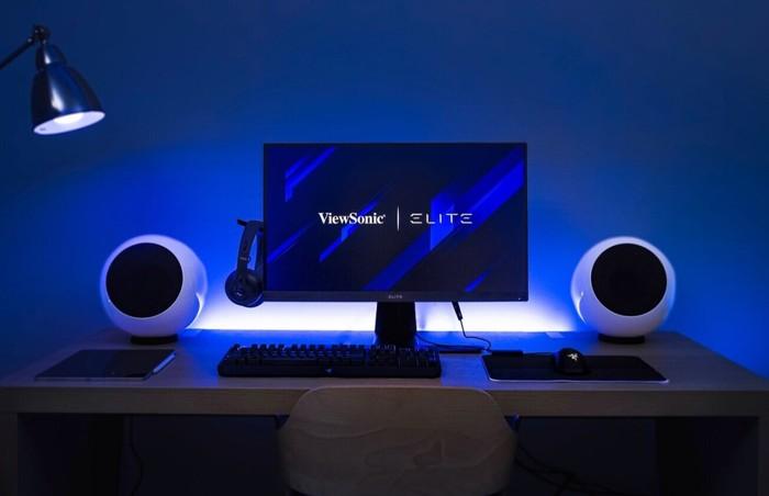 ViewSonic ELITE XG320Q and XG320U 4K 144hz gaming monitors