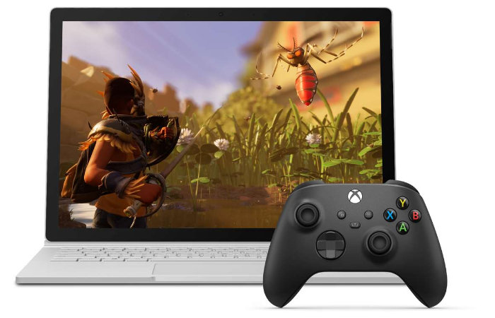 Xbox Cloud Gaming Widows