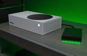 Xbox external hard drive