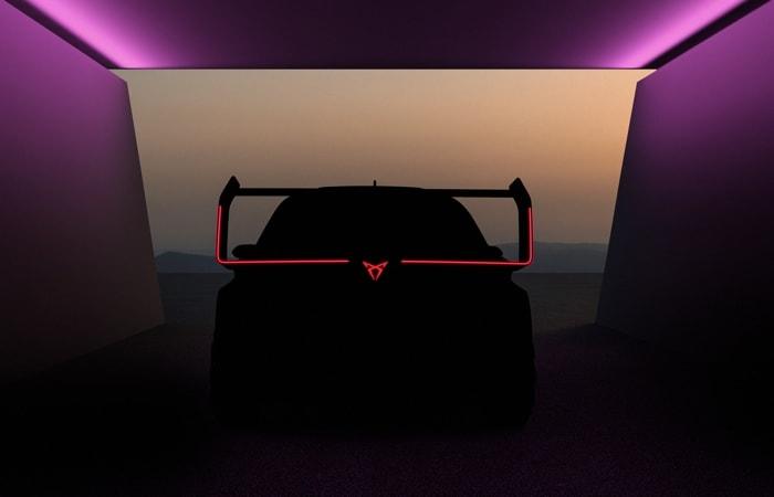 Cupra UrbanRebel Concept car