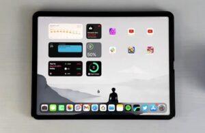 iPadOS 15 beta 7