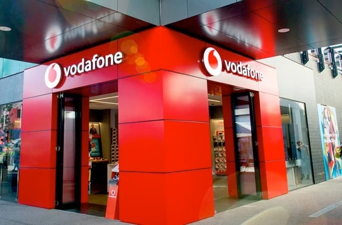 Vodafone EU roaming charges