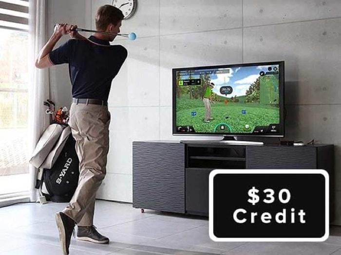 PhiGolf Mobile & Home Smart Golf Simulator