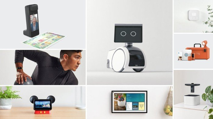 Amazon Devices and Services September 2021