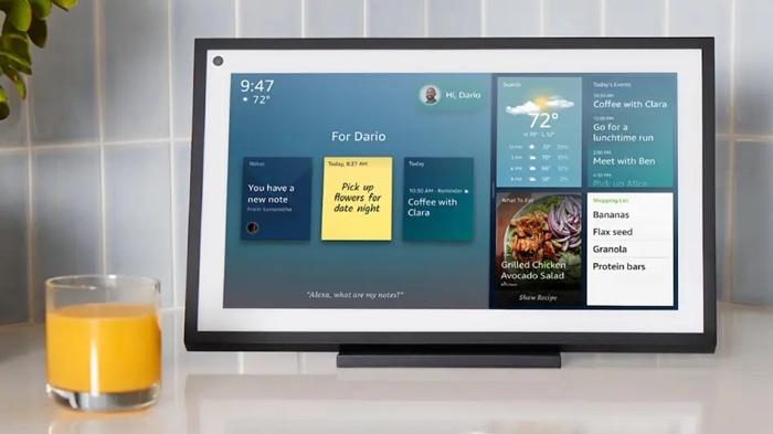 Amazon Echo Show 15 unveiled