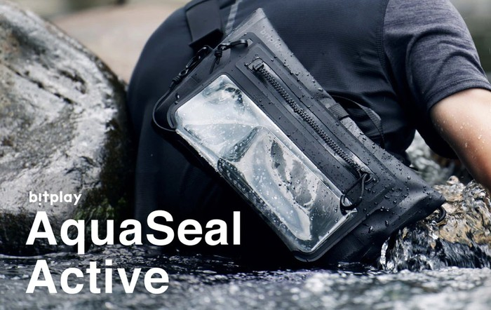 AquaSeal Active EDC sling bag