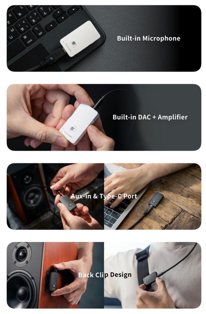 Voce Bluetooth receiver