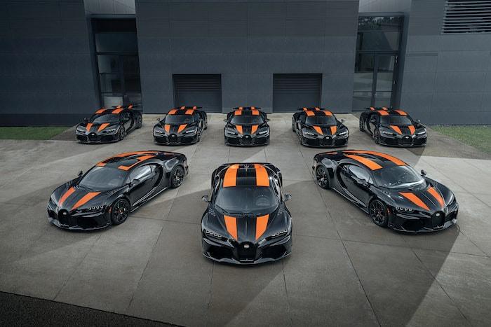 Bugatti Chiron Super Spor