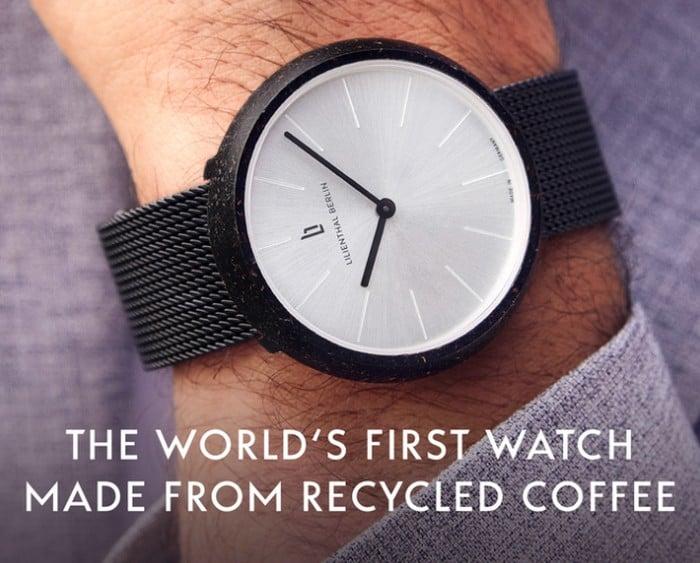 Coffee Watch Kickstarter
