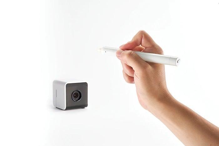 Convert any screen into a touchscreen