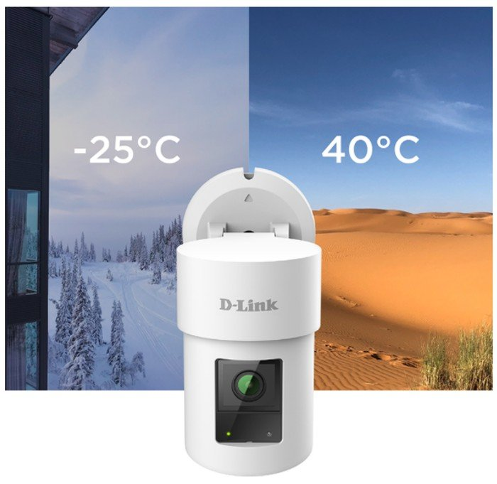 D-Link wireless security camera