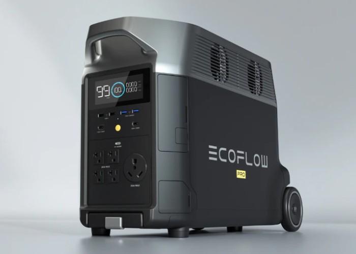 EcoFlow DELTA Pro power station