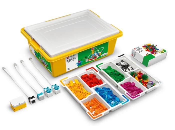 Education SPIKE Essential LEGO set