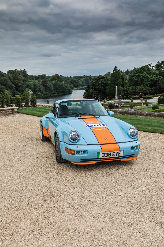 Everrati Porsche Gulf Signature Edition