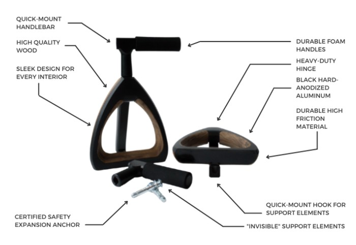 FRYCTION bodyweight frames features