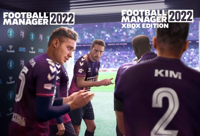 Football Manager 2022 Xbox