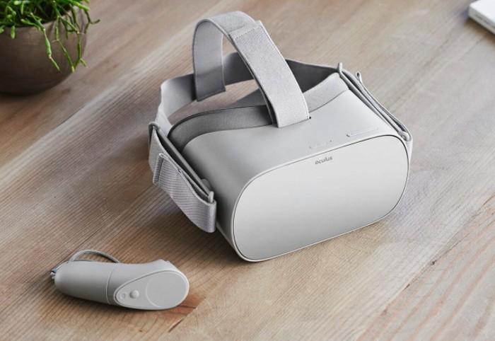 Full root access Oculus Go VR headset