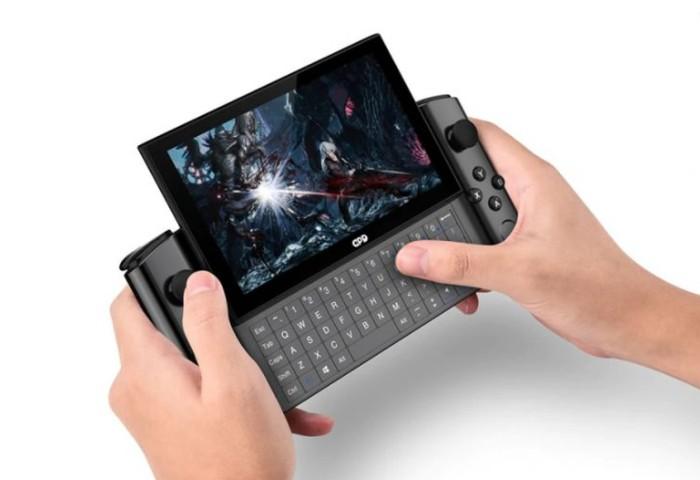 GPD Win 3 handheld gaming PC
