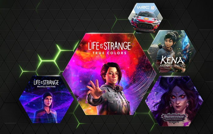 GeForce NOW adds 13 new games this month