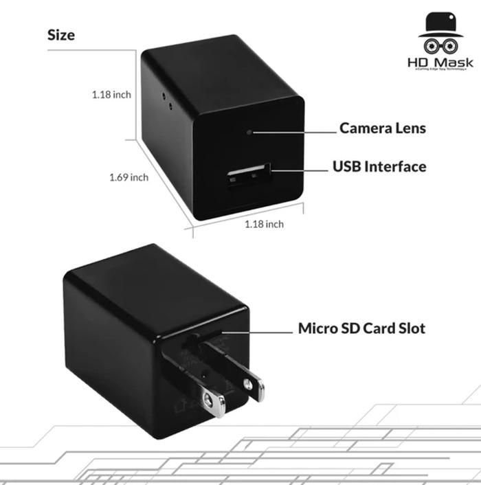 HD wireless security camera