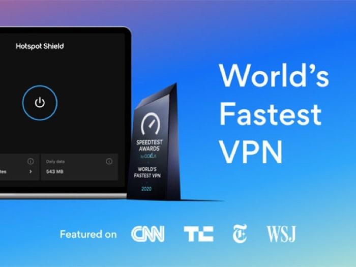 HotSpot Shield VPN Premium 3-Yr Subscriptio