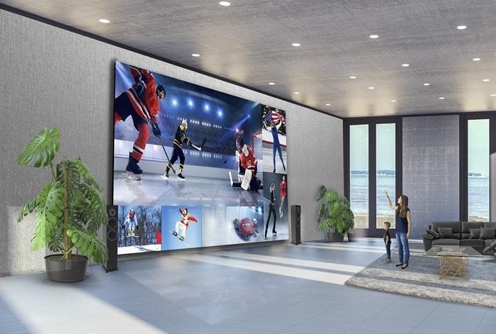 LG Direct View LED TV