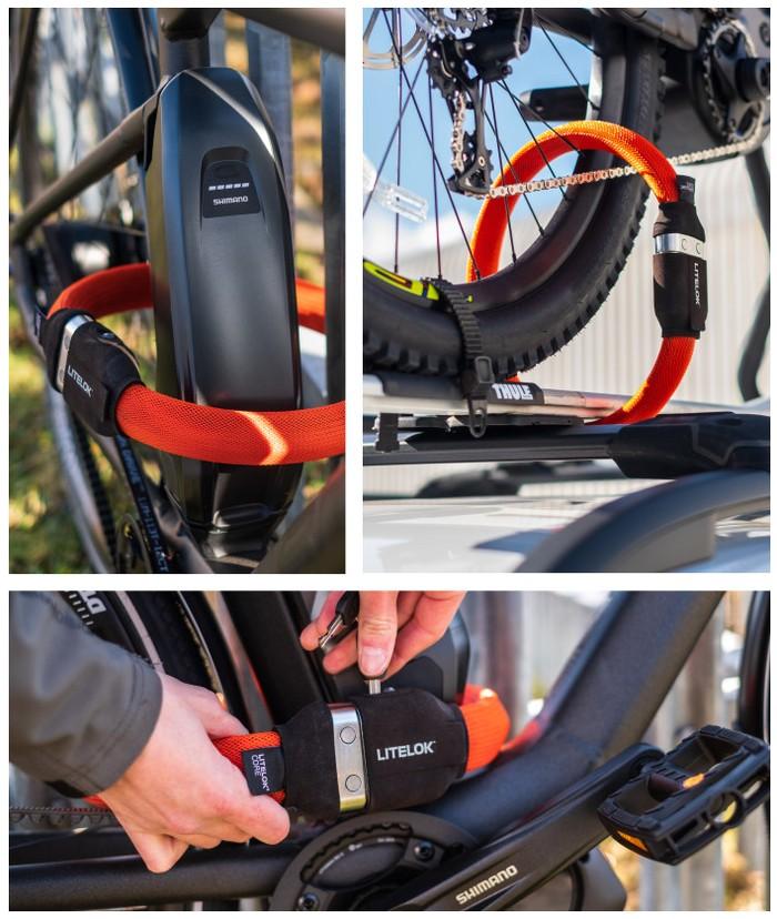 Litelok bike lock