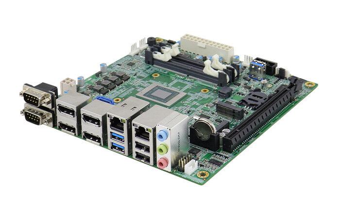 MI989 Mini-ITX motherboard