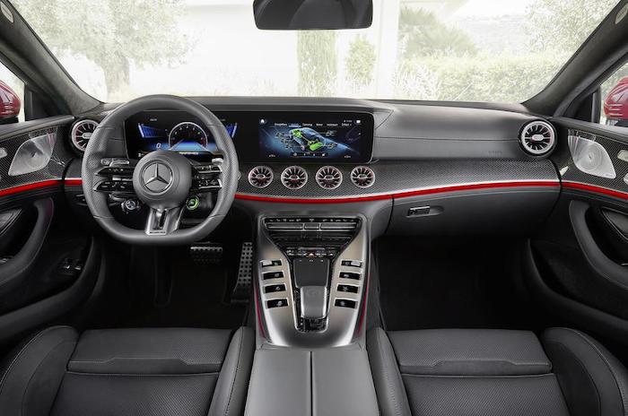 Mercedes AMG GT 63 S E