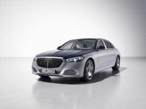 Mercedes Maybach Edition 100