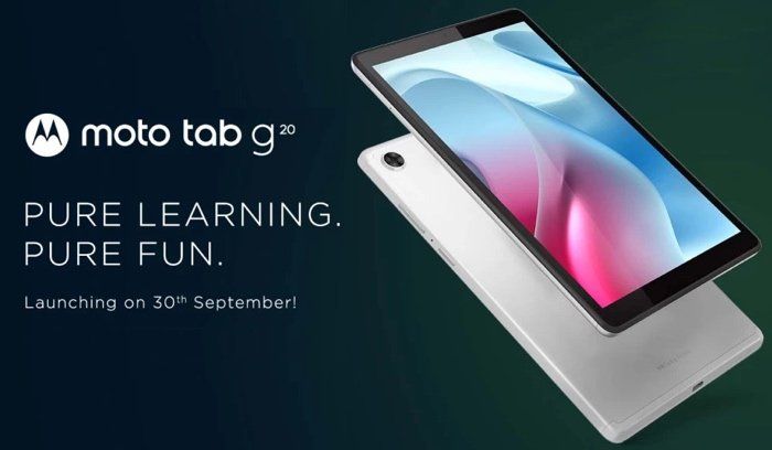 Motorola Moto Tab G20