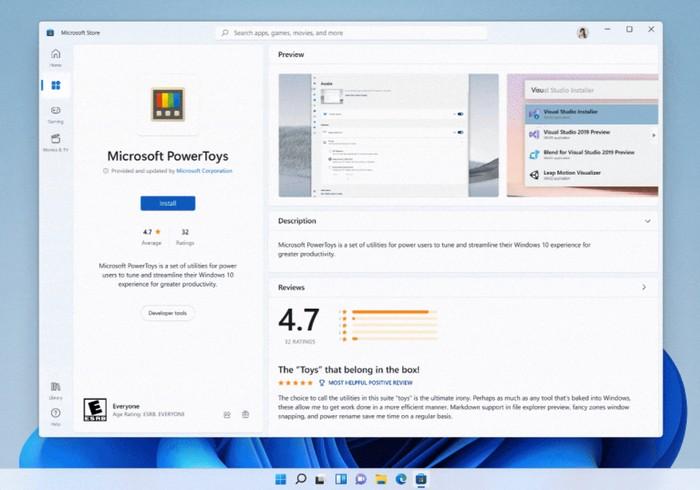 New Microsoft Store