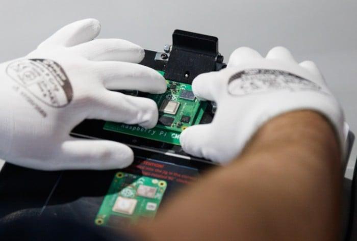 New Raspberry Pi 4 refurbishment programme unveiled