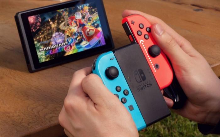 Nintendo Switch Bluetooth audio support