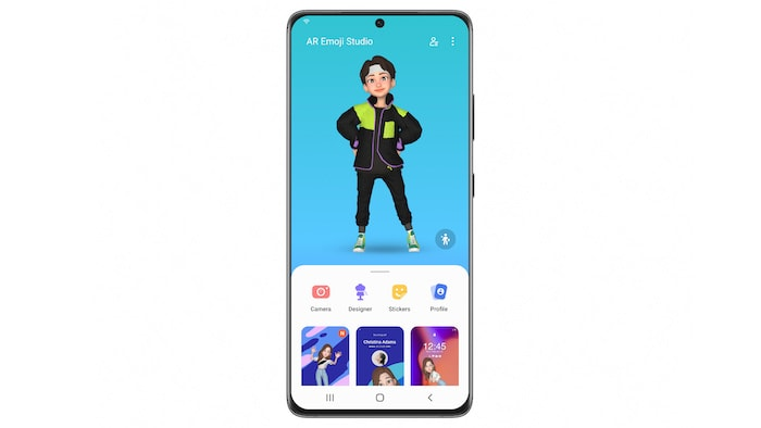 Samsung One UI 4 Beta