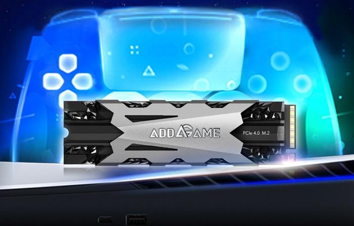 PlayStation 5 SSD AddGame A95 Addlink