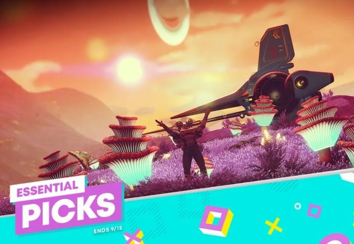 PlayStation Store Essential Picks sale