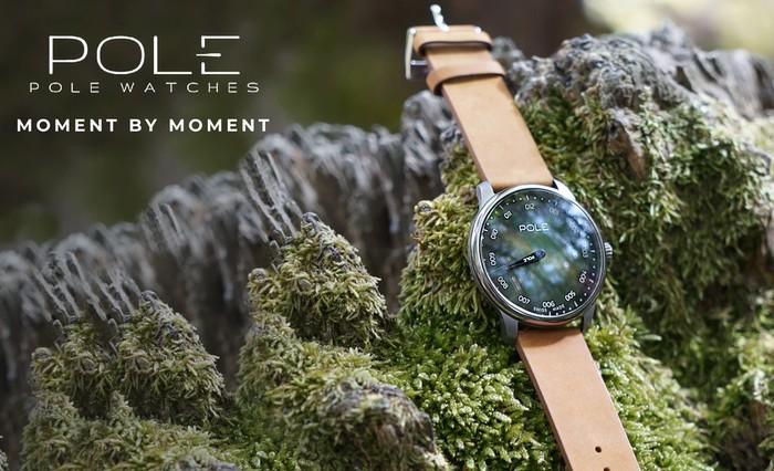 Pole Swiss watch range