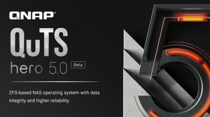 QNAP QuTS hero h5 Beta