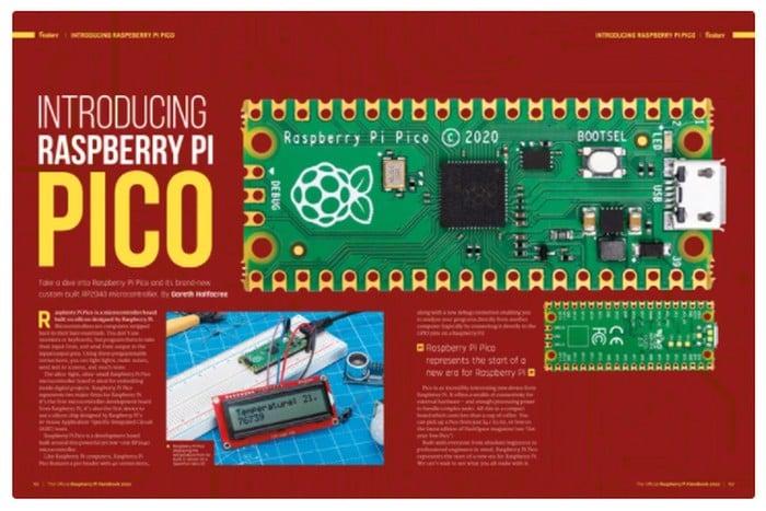 Raspberry Pi Handbook 2022