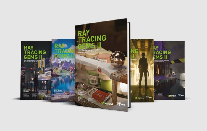 Ray Tracing Gems II now available in hardcover
