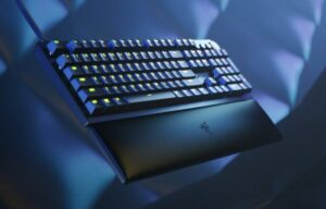 Razer Huntsman V2 optical gaming keyboards