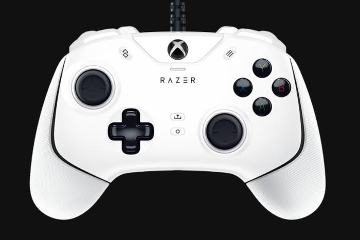 Razer Wolverine V2 White games controller