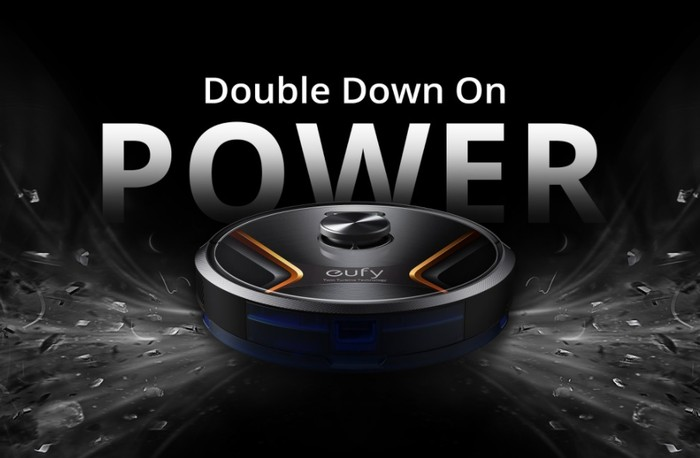 RoboVac X8 powerful robot vacuum cleaner