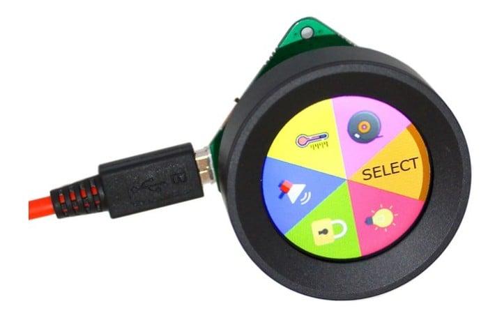 Roendi open source rotary encoder
