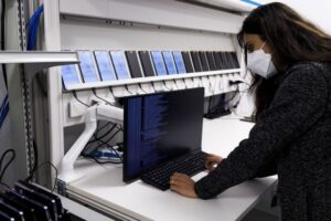 Samsung Remote Test Lab program